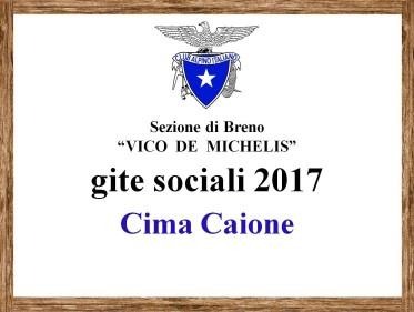 Cima Caione