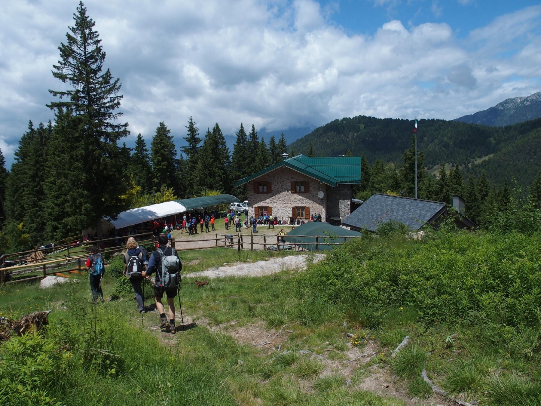 Val Arcina – Val Daione